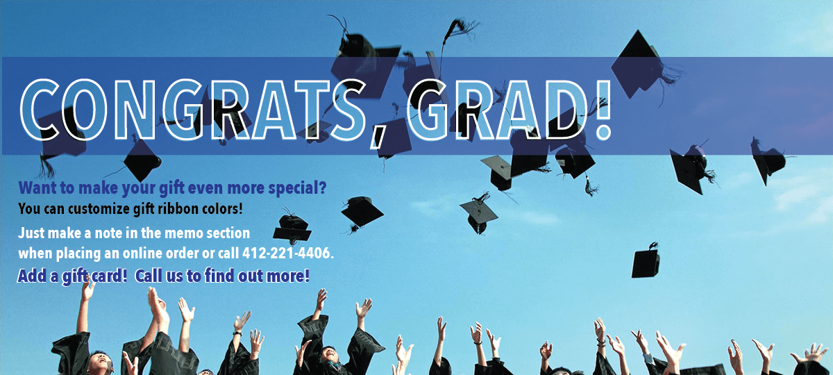 Gifts for 2017 Graduates!