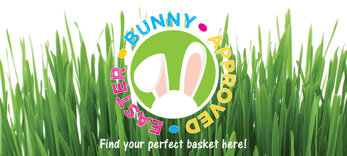 Find Your Perfect Easter Basket Here!
