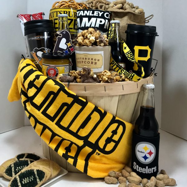 City of Champions Gift Basket