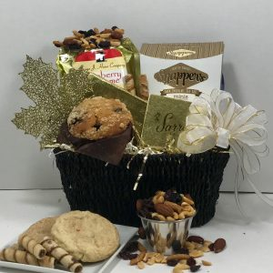 Golden Triangle gift basket