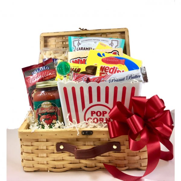 Dinner and a Movie - Basket of Pittsburgh