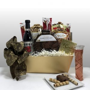 Classy Pittsburgh Gift Basket by Basket of Pittsburgh