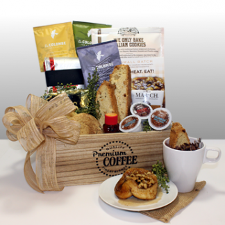 Basket of Pittsburgh has the best gift baskets in the country. Since 1984, Basket of Pittsburgh has been creating gift baskets that embody the spirit of Pittsburgh but are appropriate for all occasions like birthdays, sympathy, get-well, thank-you, congratulations and welcome gift baskets. The best gift basket and gift company in Pittsburgh. Nicholas Coffee and STeel Cup Coffee is a popular organic coffee manufacturers in Pittsburgh. This coffee basket is the best in Pittsburgh.