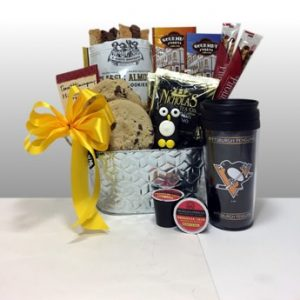 Pittsburgh Penguins Gift Basket