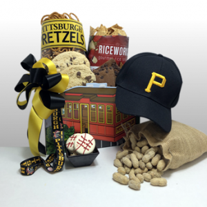 Classy, creative, fun gifts by Basket of Pittsburgh. The best gift baskets in Pittsburgh. Large corporate orders welcome and can accommodate 1-5,000. Customize your gift by calling the office anytime.
