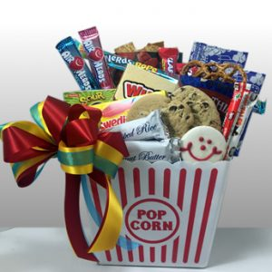 Movie Night - Everyone's favorite treats!