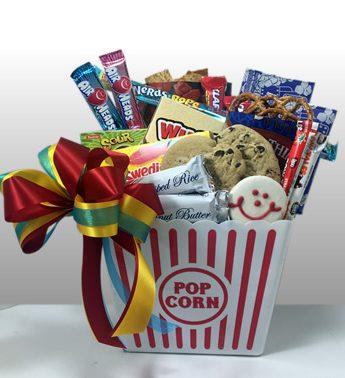 Movie Night - Everyone's favorite treats!