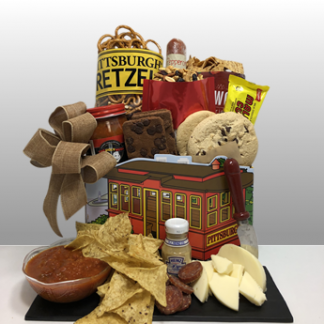 Classy, creative and fun gifts by Basket of Pittsburgh. Your local source for the best gifts. All occassions. Customize your gifts. Large orders welcome. Popular for welcome gifts for conventions.