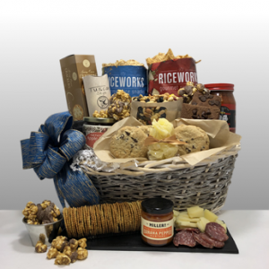 Since 1984, Basket of Pittsburgh has been creating gifts that embody the spirit of Pittsburgh. From 1-5,000 gifts, Basket of Pittsburgh can accommodate large orders for corporate or conventions. Snack attack is a popular office gift for the holiday season.