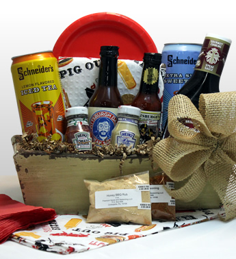 Grill Mate Gift Basket