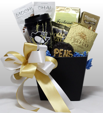 Penguin Gift Baskets