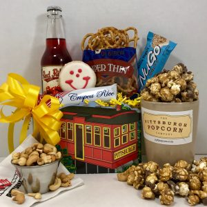Best of the Burgh gift basket - Pittsburgh Pride