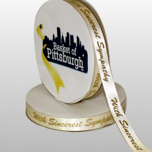 Sincerest Sympathy Ribbon
