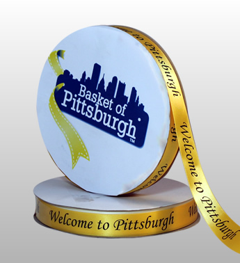 Welcome to Pittsburgh Ribbon