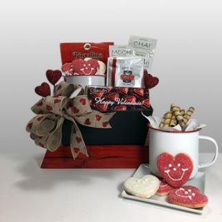 Coffee lovers gifts in Pittsburgh for Valentine's day.