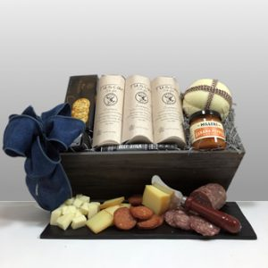 Salami and meat gifts for men in Pittsburgh