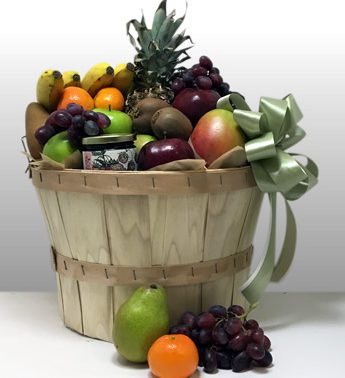 The best fruit basket in the burgh!  Local Delivery only.