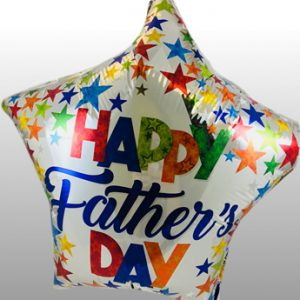 Customize it!  Add this balloon to any gift to make it special for Father's Day!