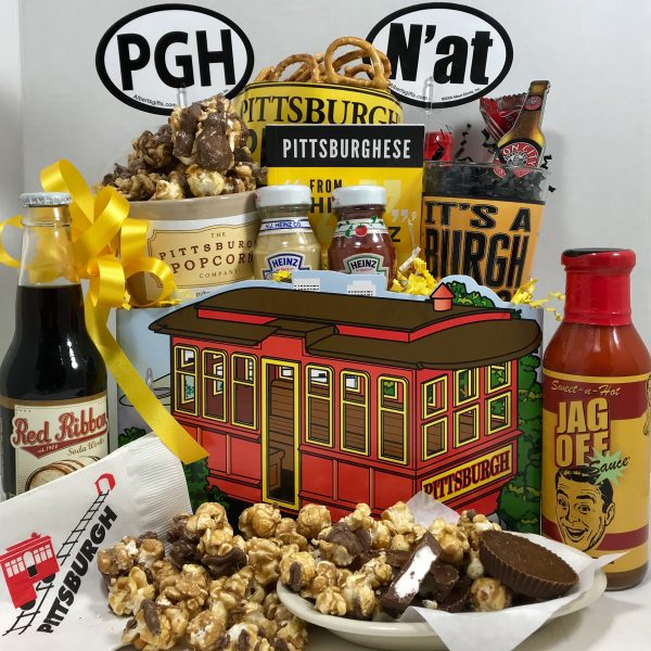 PGH n'AT Gift brought to you by Basket of Pittsburgh