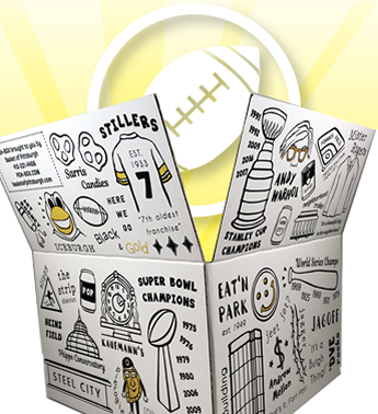 PGH-BOX brought to you by Basket of Pittsburgh