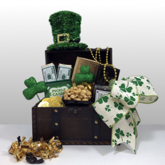 Fun and creative irish gifts by Basket of Pittsburgh