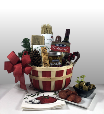 Since 1984, Basket of Pittsburgh has been sending gifts around the world that embody the spirit of Pittsburgh. Classy, creative and unique designs that incorporate all of Pittsburgh favorite brands like Penn Mac, Sarris, Mediterra Bakehouse, Betsy Ann Chocolates, Edward Marc Chocolates, Delallo and many more!