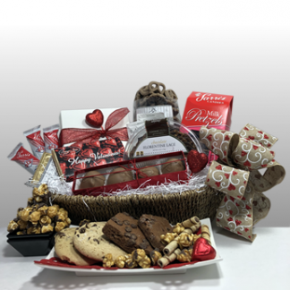 Basket of Pittsburgh has the very best valentines day gifts in Pittsburgh. Since 1984, Basket of Pittsburgh has supported local companies and offered gifts that present with full size products. It features local companies like Sarris Candy, Betsy Ann Chocolates, Appleicious, Pittsburgh Popcorn, Patty Petite Cookies, Delallo and more. Call today for local delivery or shipped nationally via UPS.