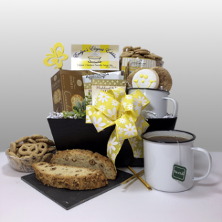 Sunny Days. Soup gift baskets. Soup gift baskets in Pittsburgh. THE DISH soup mugs. Fresh fruit gift baskets. Fruit baskets. Basket of Pittsburgh has the best gift baskets in the country. Since 1984, Basket of Pittsburgh has been creating gift baskets that embody the spirit of Pittsburgh but are appropriate for all occasions like birthdays, sympathy, get-well, thank-you, congratulations and welcome gift baskets. The best gift basket and gift company in Pittsburgh.