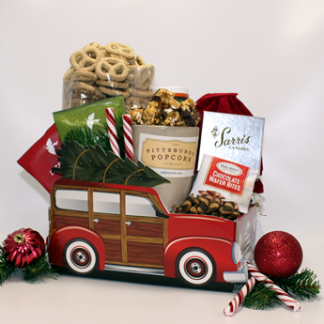 Basket of Pittsburgh is the premier destination in Pittsburgh for personal and corporate christmas gifts. Shipped nationally and local delivery. The best holiday gift baskets in Pittsburgh.